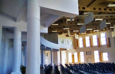 Lodge Secondary School Mixed Use Auditorium