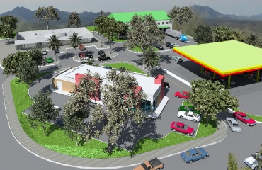 Proposed Project, Cul-de-Sac, St. Lucia