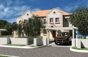 Proposed Residence, St. Lucy