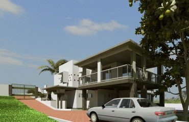 Proposed Residence, St.George
